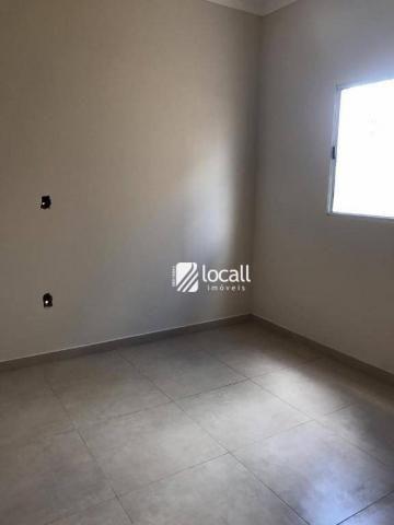 Casa com 2 dormitórios para alugar, 130 m² por r$ 1.000/mês - bady bassitt - bady bassitt/ - Foto 5