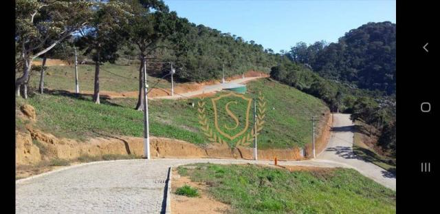 Terreno à venda, 600 m² por r$ 149.000,00 - barra do imbuí - teresópolis/rj - Foto 8