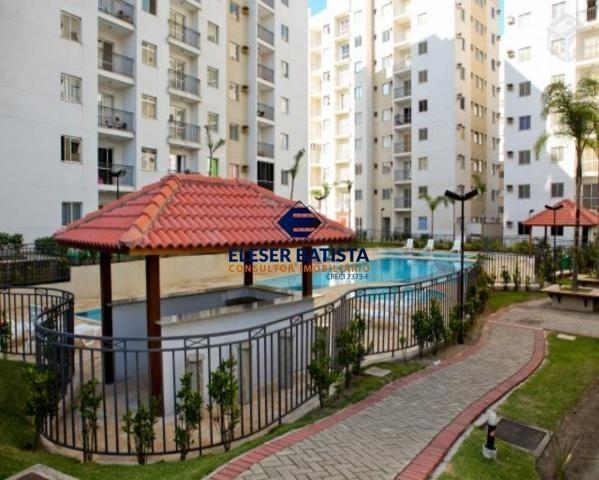 Apartamento à venda com 2 dormitórios em Condomínio ilha de vitória, Serra cod:AP00227 - Foto 11