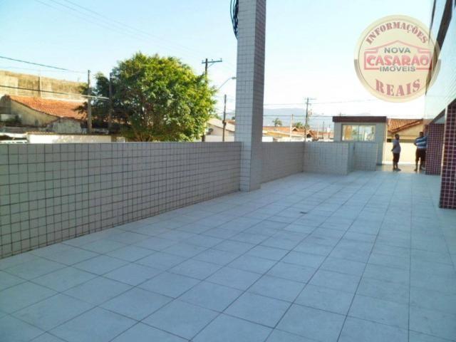 Apartamento com 1 dormitório à venda, 33 m² por R$ 187.624 - Tupi - Praia Grande/SP - Foto 14