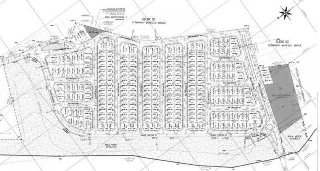 Terreno à venda com 0 dormitórios em Borboleta 1, Bady bassitt cod:V4173 - Foto 2