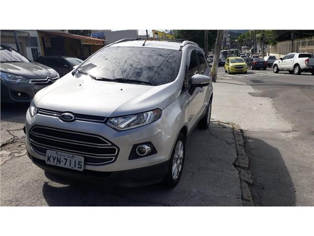 Ford Ecosport 1.6 titanium 16v flex 4p manual - Foto 2