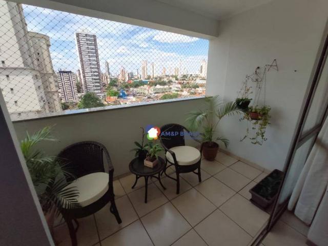 Apartamento com 3 dormitórios à venda, 126 m² por r$ 510.000,00 - setor bueno - goiânia/go - Foto 12