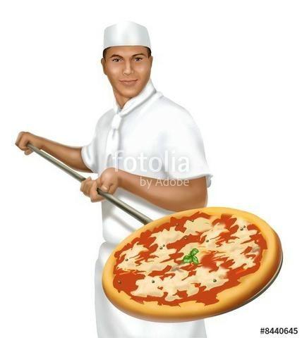 Pizzaiolo *com experiência
