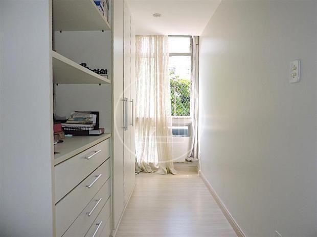 Apartamento à venda com 3 dormitórios em Humaitá, Rio de janeiro cod:850024 - Foto 8