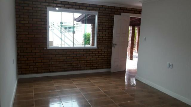 Locação anual Aparamento térreo 02 dormitórios com 01 vaga de estacionamento - Foto 7