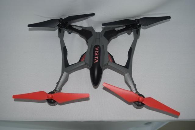 Quadricóptero Dromida Vista Uav Rtf Drone Dide 03rr Vermelho