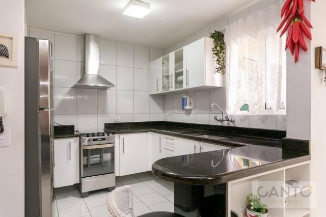 Sobrado com 3 dormitórios à venda no pilarzinho/bom retiro, 135 m² por r$ 530 mil - Foto 3