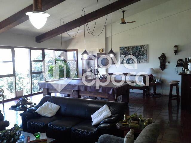 Casa à venda com 4 dormitórios em Santa teresa, Rio de janeiro cod:IP4CS5272 - Foto 3