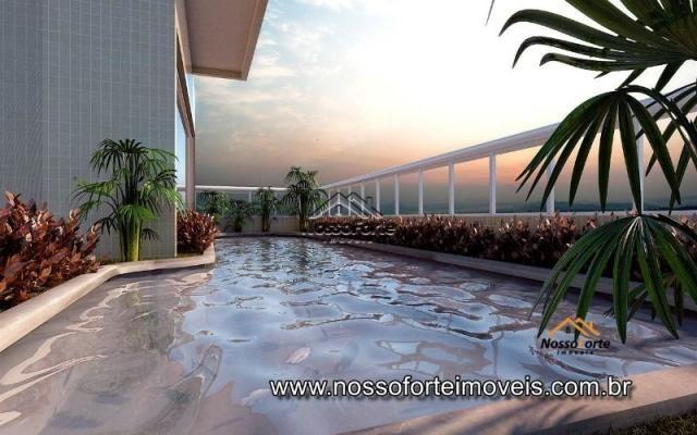 Lançamento Apartamento na Tupi em Praia Grande - Foto 3