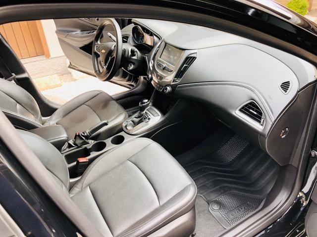 Chevrolet Cruze 1.4 Turbo 153cv 2017 Top impecável - Foto 19