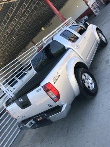 FRONTIER XE 2013 4x4 190 CV CAPA DE REVISTA
