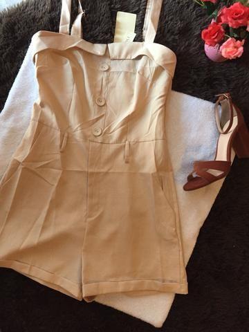 Shorts, blusas e macacão - Foto 5
