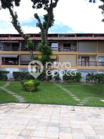 Apartamento à venda com 2 dormitórios em Biscaia, Angra dos reis cod:LB2CB36019 - Foto 2