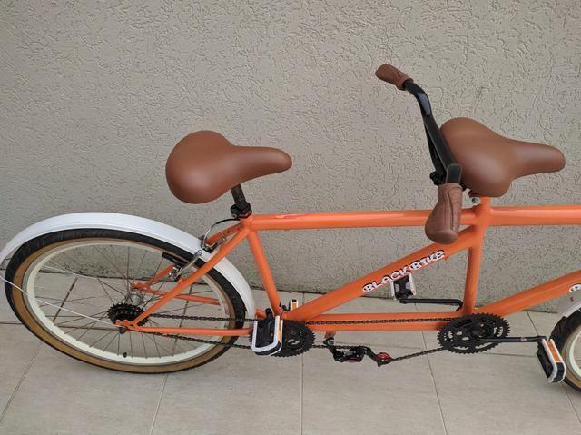 Bike Dupla totalmente retrô - Foto 5