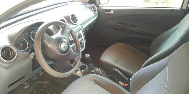 Saveiro cabine estendida troco por carro fechado de menor valor - Foto 2