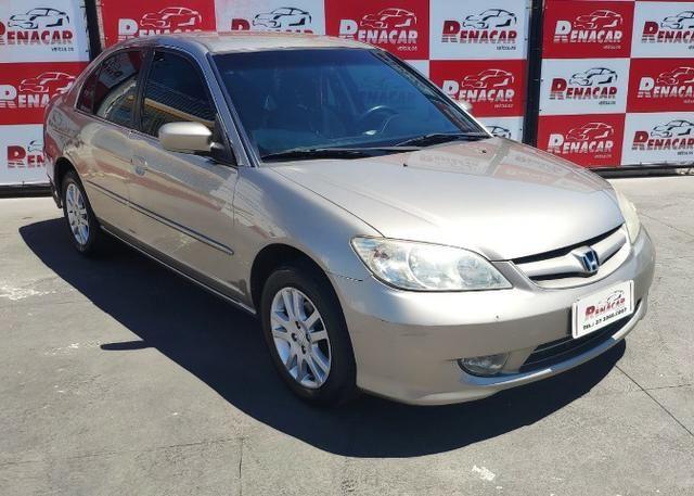 Honda civic 2006 automatico barato - Foto 9