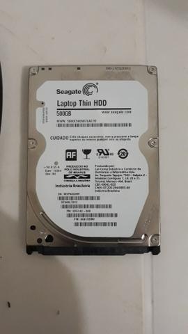 HD Slim Notebook Seminovo