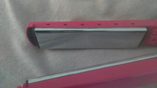 Chapinha titanium 450graus/Secador/ Máquina de cortar cabelo - Foto 3