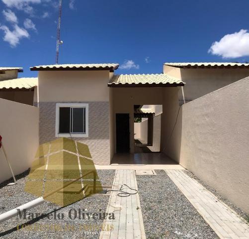 Casas prontas no Horto em Maracanaú excelente localização e documentação inclusa