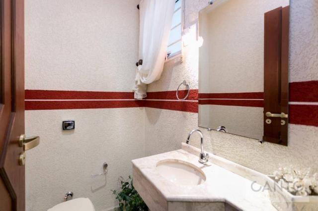 Sobrado com 3 dormitórios à venda no pilarzinho/bom retiro, 135 m² por r$ 530 mil - Foto 12