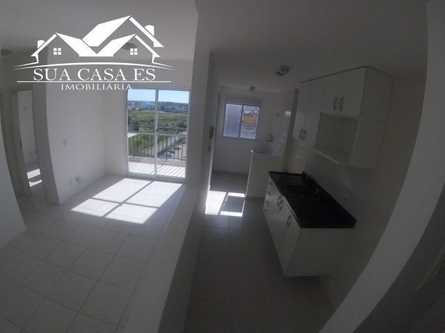 BN- Apartamento no Villaggio Manguinhos 2 quartos com suíte - Foto 5