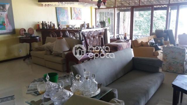Casa à venda com 4 dormitórios em São conrado, Rio de janeiro cod:FL4CS22387