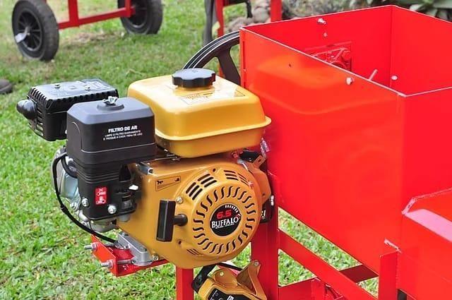 Maquina compactora e ensacadora de silagem - Foto 4