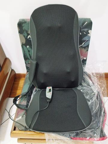 Assento Shiatsu 3D Massageador Semi Novo - Foto 4