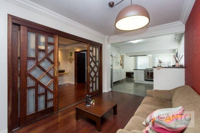Apartamento garden com 3 dormitórios à venda no cristo rei, 157 m² por r$ 600 mil - Foto 9