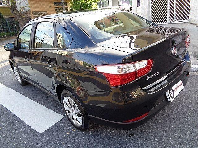Fiat Grand Siena 1.4 mpi attra 8v