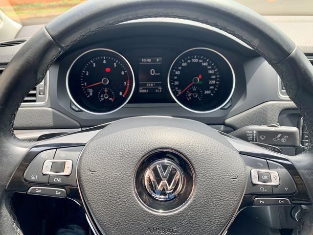 7.000 abaixo da Fipe !! VW Jetta 1.4 TSI - 2017 - Impecável - Foto 15
