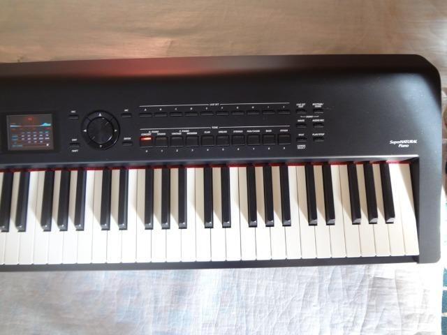 Piano Digital Roland RD 800 estudo troca - Foto 2