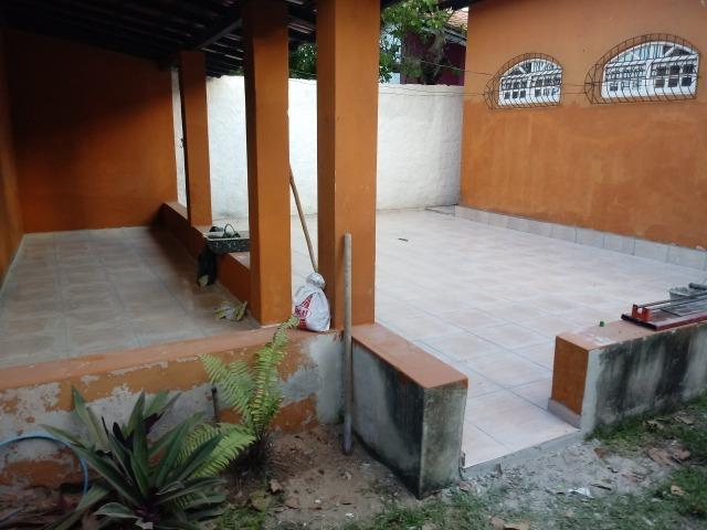 Vendo Casa em Nova Viçosa no bairro Alcione no sul da Bahia a 150m da praia lugar comum - Foto 6