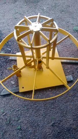 Desbobinador para arame - Foto 2