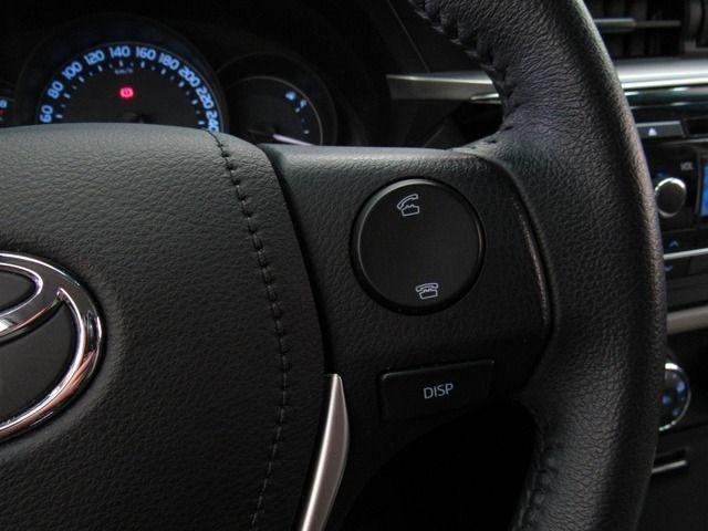 Corolla GLi Upper Black P. 1.8 Flex Aut. - Foto 14