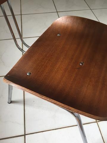 Cadeira década de 60 - Foto 2