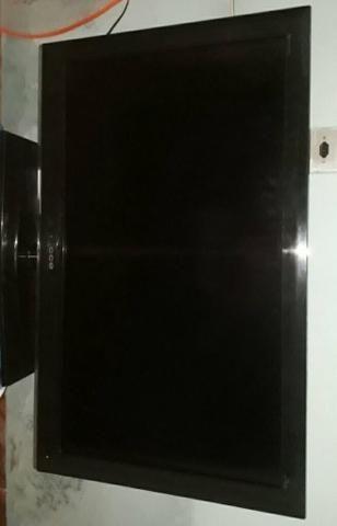 Combo TV cce 4o polegadas .dvd Sony e cds de diversos títulos por 780R$ - Foto 4