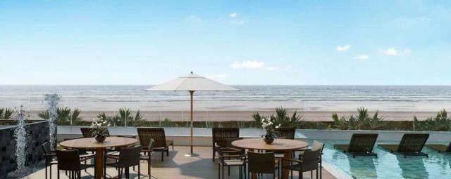 Apartamento pé na areia em Intermares - Foto 2