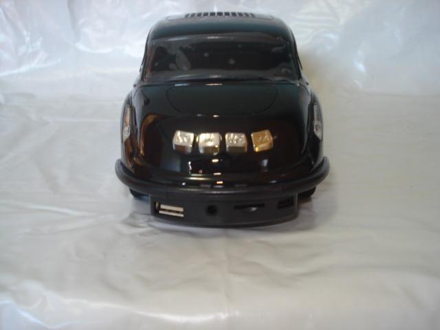 """Rádio com design de carro antigo ,marca Lendex mod. ld-csq2 Novo na caixa"""" - Foto 4"""