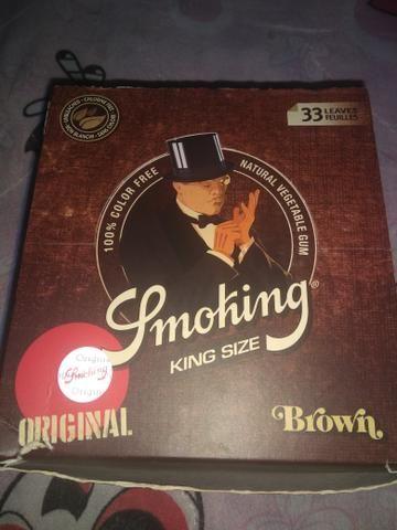 Seda Smoking Brown original - Foto 5