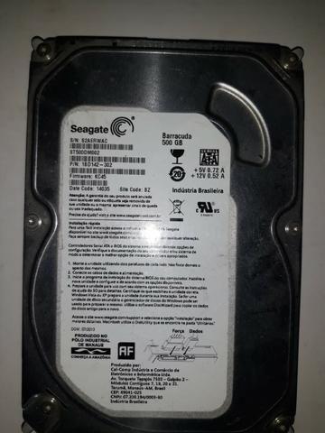 HD 500 Gigas para PC - Foto 2