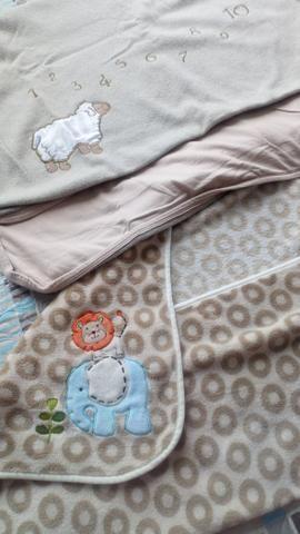 2cobertores pra bb - Foto 5