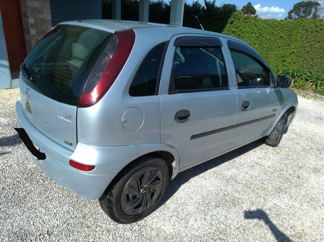 Corsa hatch 2006 1.8 flex - Foto 2