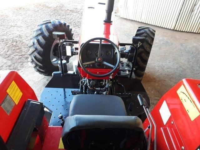 Trator Massey Ferguson - Foto 4