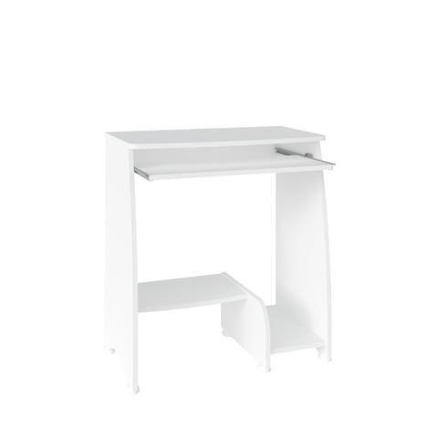 Mesa para computador na cor branca pixel - Foto 5