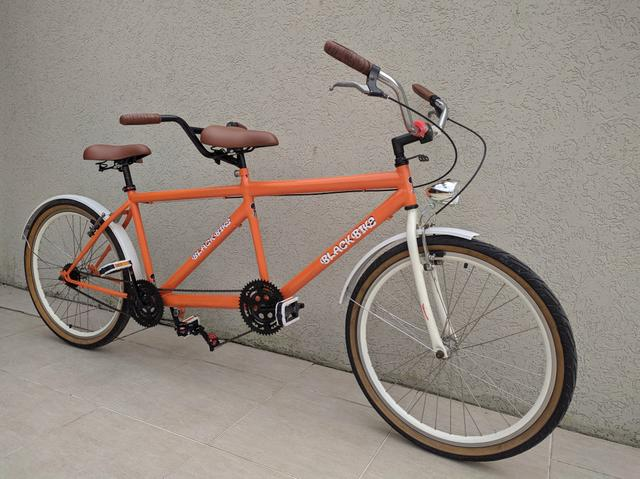 Bike Dupla totalmente retrô - Foto 2