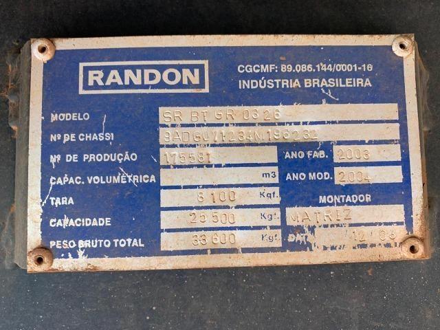Bitrem Graneleiro 3e3, bitrenzão, rodotrem, randon 2004, - Foto 10