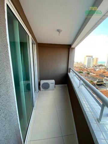 Excelente apartamento de 01 quarto com vista para o mar! - Foto 7