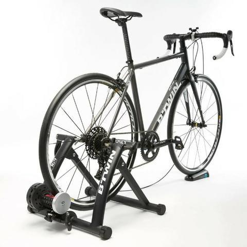 Rolo para bicicleta b'twin in ride *novo - Foto 3